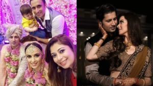 Sumeet Vyas Ekta Kaul wedding pictures videos