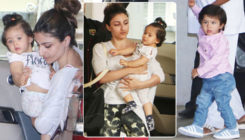 It was playtime for Taimur Ali Khan and Inaaya Naumi Kemmu! Check their pictures