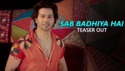 Watch: How Varun Dhawan and Anu Malik found the tunes of song 'Sab Badhiya Hai'