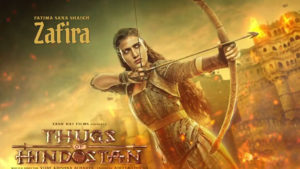 'Thugs of Hindostan': Meet Fatima Sana Shaikh as the feisty Zafira