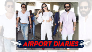celebs spotted airport 10 september