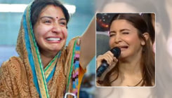 Anushka Sharma recreates her crying face meme from 'Sui Dhaaga' on Indian Idol