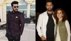 'Manmarziyaan' Controversy: Arjun and Vicky slam trolls for threatening Taapsee