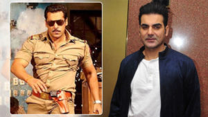 dabangg 3 produced arbaaz