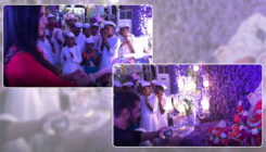 Watch: Katrina Kaif and Salman Khan perform Ganesh aarti at Arpita Khan's residence