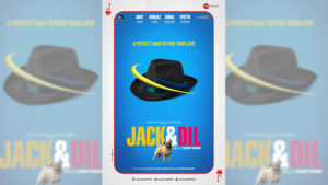 jack and dil teaser poster
