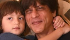 Shah Rukh Khan's son AbRam has the cutest name for Ganpati Bappa