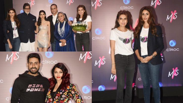Pics: Family and friends attend Shweta Bachchan Nanda's store launch