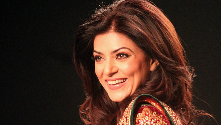 Watch: Sushmita Sen grooving her belly to the new version of 'Dilbar' will make your heart skip a beat