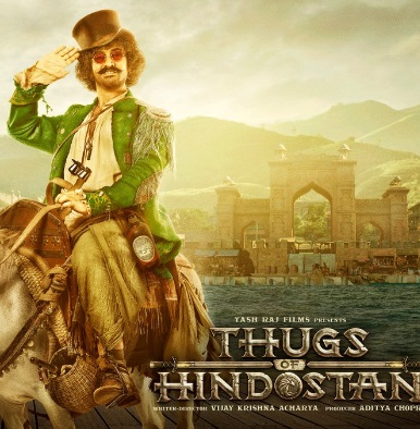 Leaked: Aamir Khan starrer 'Thugs of Hindostan's poster goes viral