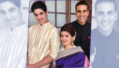 Twinkle Khanna shares an adorable video of son Aarav