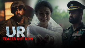 'URI' Teaser Out: Vicky Kaushal and Yami starrer promises to be a brilliant military drama