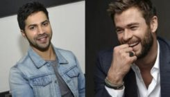 Varun has the smartest way of promoting 'Sui-Dhaaga'; comments on Chris Hemsworth's suit
