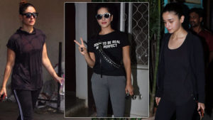 In Pics: Kareena Kapoor Khan, Sunny Leone, Alia and others get papped in the city