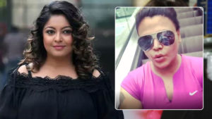 Rakhi Sawant Reaction Tanushree Dutta Defamation