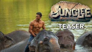 'Junglee' teaser: Vidyut Jammwal is here to take you on a fun ride with his elephant friends