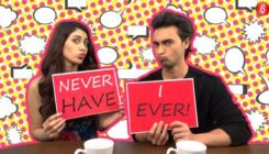 Aayush Sharma and Warina Hussain get candid with us while playing 'Never Have I Ever'