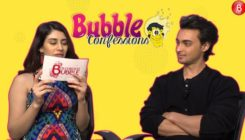 Exclusive: Aayush Sharma and Warina Hussain have Confessions to make, watch!