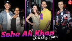 Watch: Soha Ali Khan's star studded Birthday Bash!