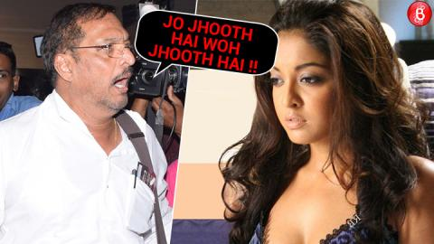 Nana Patekar REACTS To Tanushree Dutta's allegations!
