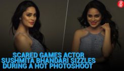 'Sacred Games' actor Sushmita Bhandari sizzles during a photoshoot