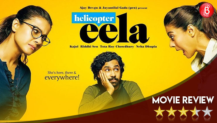 'Helicopter Eela' Movie Review: Take your mother out to watch this heartwarming drama