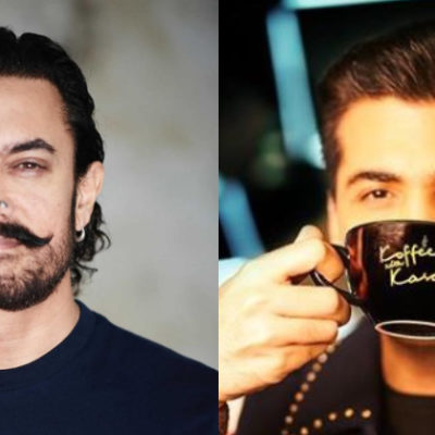 Aamir Khan to have a solo appearance on Karan Johar's Koffee couch?