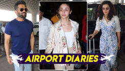 In Pics: Suniel Shetty, Alia Bhatt and Taapsee make a splash at the airport