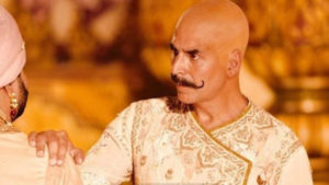 Check out Akshay Kumar's warrior avatar in this leaked still from 'Housefull 4'