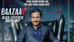 First weekend collections of Saif Ali Khan's 'Baazaar' witness a growth