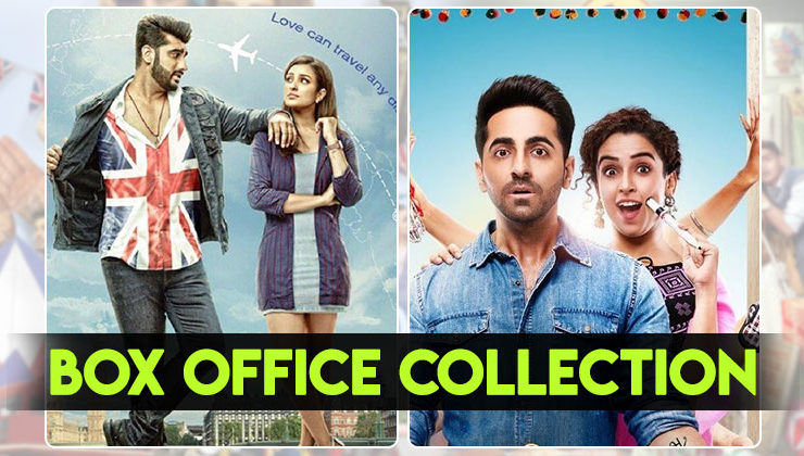 Box Office: 'Badhaai Ho' is unstoppable while 'Namaste England' struggles at the ticket window