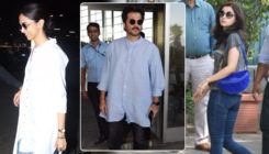 Deepika Padukone, Anil Kapoor, Alia Bhatt and others get papped at the airport