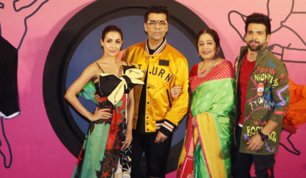 In Pics: Karan Johar, Malaika Arora and Kirron Kher launch 'India's Got Talent' season 8