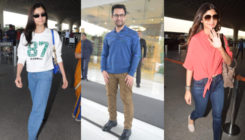 In pics: Alia Bhatt, Aamir Khan, Shilpa Shetty and others get papped at the airport