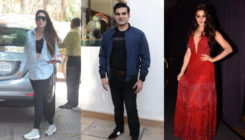 In Pics: Kareena Kapoor, Jacqueline, Arbaaz Khan and others spotted in town