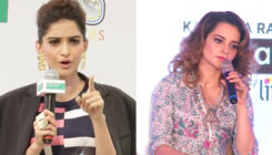 Sonam Kapoor responds to Kangana Ranaut's comments about her credibility