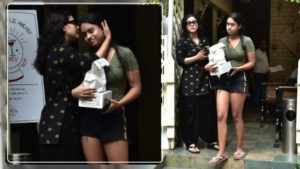 In Pics: Actress Kajol goes on a lunch date with daughter Nysa