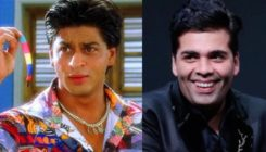 20 Years of 'Kuch Kuch Hota Hai': KJo says Shah Rukh's character was 'a bit of a fraud'
