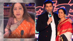 Watch: Karan Johar's asks Kirron Kher about 'FOMO' and her epic reply is savage