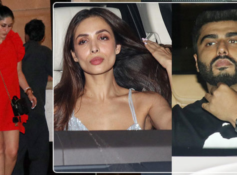 Inside Pics: Kareena, Arjun and Malaika party together at Tanya Ghavri's birthday bash
