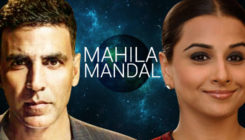 Exclusive: R Balki's next starring Akshay Kumar and Vidya Balan titled 'Mahila Mandal'