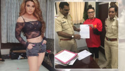 Rakhi Sawant files complaint after receiving threatening and abusive phone calls