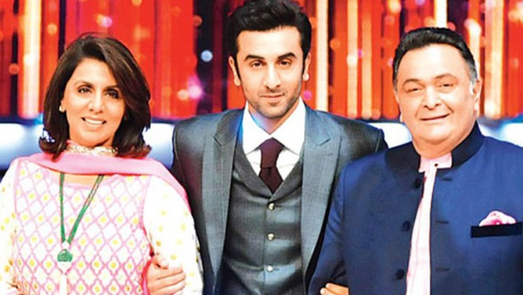 Here's why Ranbir was missing during Krishna Raj Kapoor's last rites | Bollywood Bubble