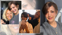 View pic! Sonali Bendre is fighting cancer with a new look
