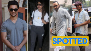 Saif Ali Khan Shilpa Shetty Saif Ali Khan Spotted 20 Oct 2018