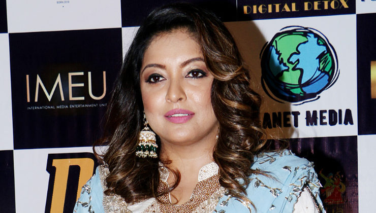 Tanushree Dutta lashes out at trollers; says looking great and happy is her birthright