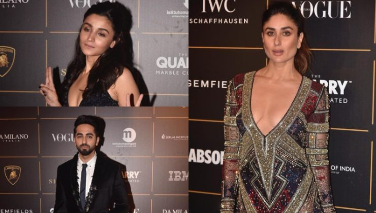 Vogue Women Of The Year Awards 2018: Kareena, Alia put their best fashion foot forward