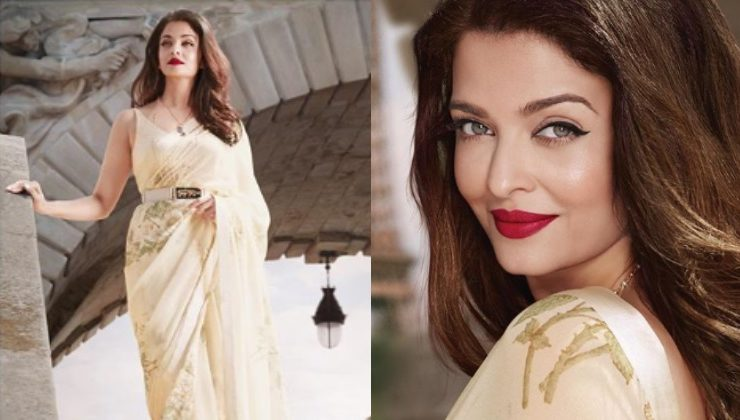 Aishwarya Rai and Sabyasachi Mukherjee's collaboration will take your breath away