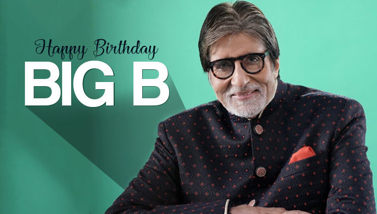 Amitabh Bachchan Birthday Special: Some interesting facts about the legendary actor of Bollywood