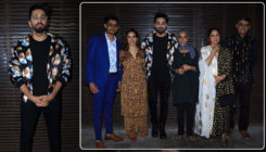 'Badhaai Ho' Success Bash: Ayushmann Khurrana celebrates with his co-stars